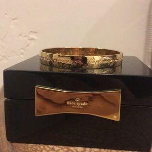 You and Me Kate Spade Bracelet
